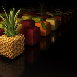 Fruitcubes