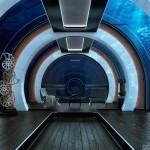 Unterwasserzimmer