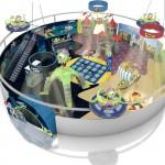Markenwelt Imaginext Konzept