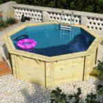 Karibu Pool Modell 1