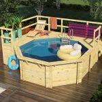 Karibu Pool Modell 1 F