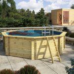 Karibu Pool Modell 2