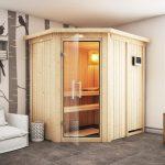 Karibu Sauna Carin